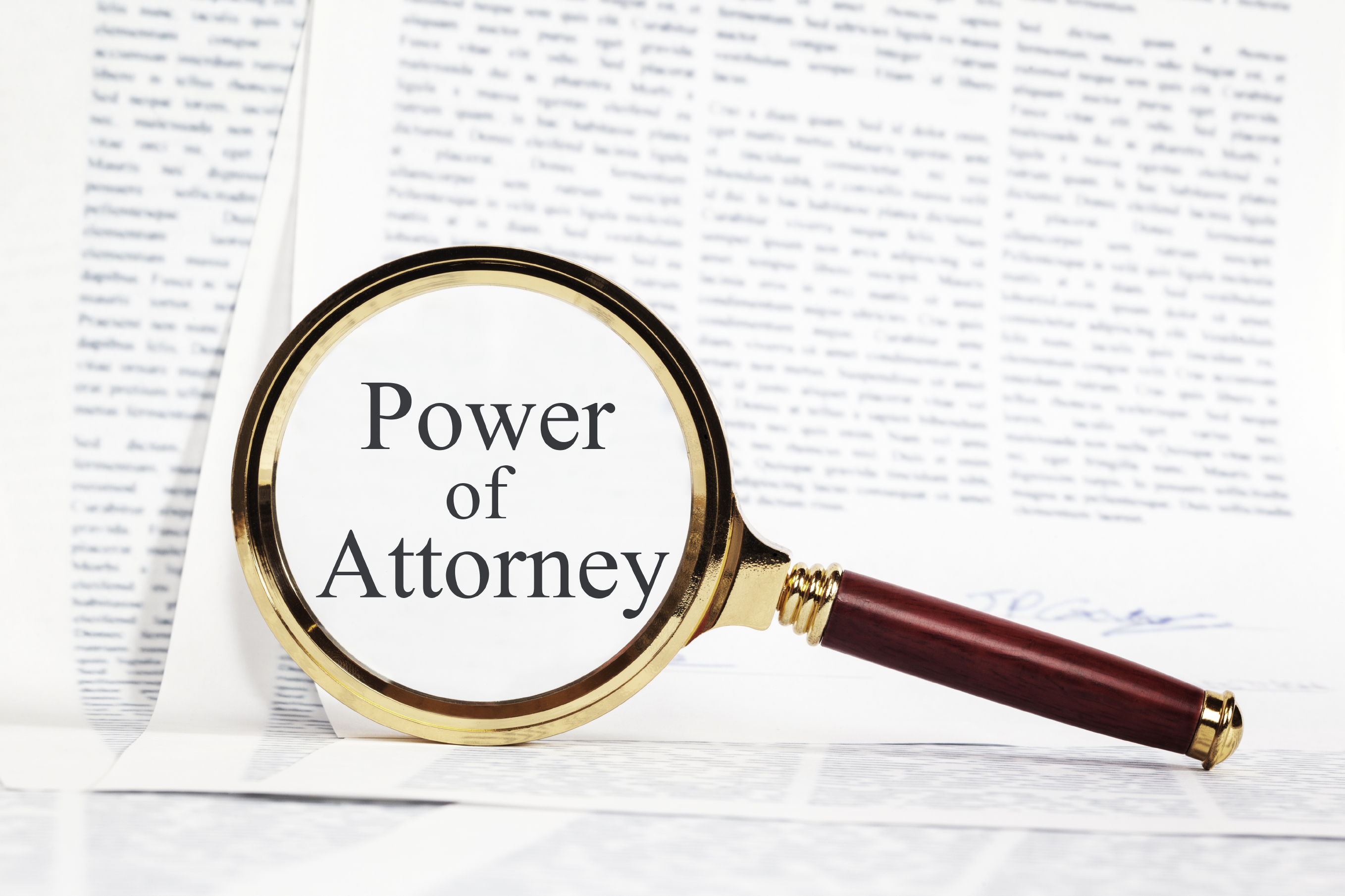 Houston Power of Attorney