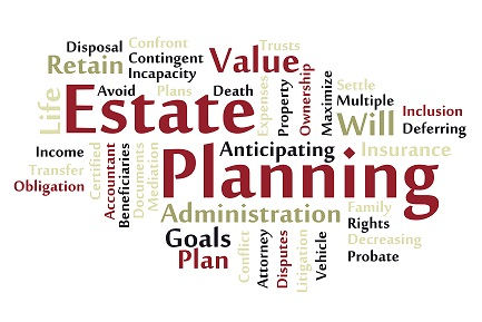 houston estate planning lawyer collage